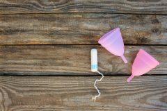 Tendencias eco de higiene femenina: la copa menstrual y las compresas lavables