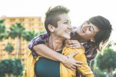 Madres lesbianas por el método ROPA