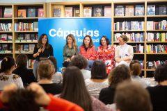 """Luciana Mantero: """"<i>El deseo más grande del mundo</i> es un mensaje de esperanza a todas las mujeres que se encuentran en un camino de obstáculos a la maternidad"""""""