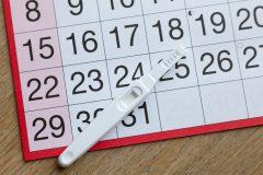 ¿Cuál es el porcentaje de probabilidad de embarazo en días fértiles?