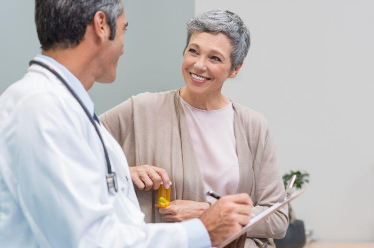 embarazo en la menopausia